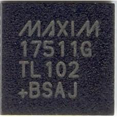 Микросхема MAXIM MAX17511GTL+ MAX17511G