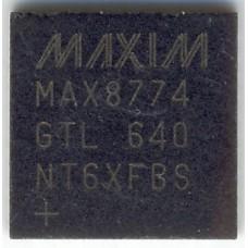 Микросхема MAXIM MAX8774 MAX8774GTL