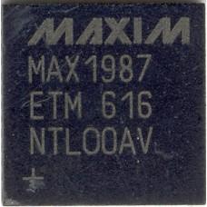 Микросхема MAXIM MAX1987ETM