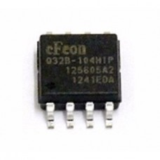 Микросхема cFeon Q32B-104HIP, (FLASH 32MBIT 104MHZ 8SOP)