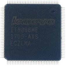 Микросхема ITE IT8886HE AXS AXA