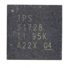 Микросхема Texas Instruments TI TPS51728 QFN-40