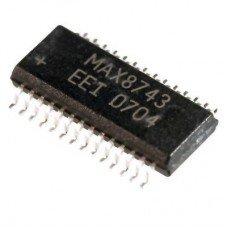 Микросхема MAXIM MAX8743EEI