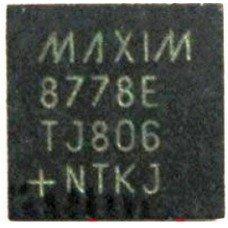 Микросхема MAXIM MAX8778ETJ