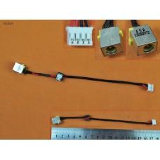 Разъем гнездо питания Acer Aspire V3-531 V3-531G V3-551 V3-551G V3-571G Pj338 (с проводом/кабелем)
