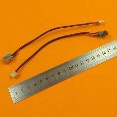 Разъем гнездо питания Acer Aspire VN7-571G 50.MQKN1.001 PJ989 (с проводом/кабелем, 18см)