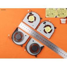 Вентилятор Acer V Nitro Vn7-591 Vn7-591G (пара, левый+правый, Original)