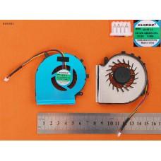 Вентилятор кулер для MSI GE62 GE72 PE60 PE70 GL62, (4 Pin, для CPU, OEM)