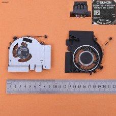 """Вентилятор кулер Xiaomi Pro 15.6"""" (GTX1060 version, правый, Original) EG75071S1-C010-S9A 12V 0.5A"""