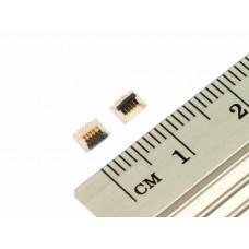 Разъем для кнопки питания ноутбука ASUS (4pin*0.5mm, Flip type)