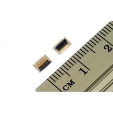 Разъем FFC 6pin*0.5mm, Flip type (для тачпада Asus UX21 UX31, кнопки включения ноутбуков ASUS)