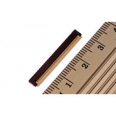 Разъем для клавиатуры ноутбука ASUS (24pin*1.0mm, Flip type)