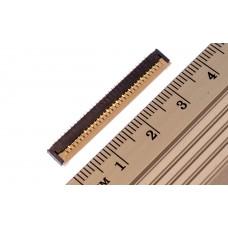 Разъем для клавиатуры ноутбука Lenovo (30pin*1.0mm, Flip type)
