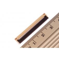 Разъем для клавиатуры ноутбука (30pin*1.0mm, Flip type)