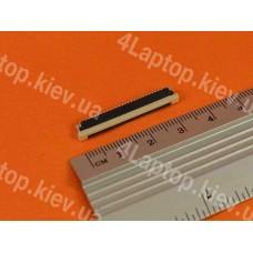 Разъем для клавиатуры ноутбука Acer (26pin*1.0mm, Drawer type)