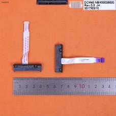 Шлейф HDD/SSD HP Pavilion 14-BF TPN-C131 14-BF111TX 14-BF040TX NBX00028000