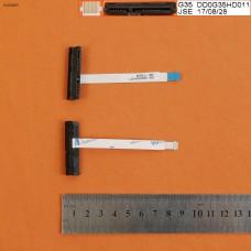 Шлейф HDD/SSD HP TPN-Q173 15-BC 15-BC013TX 15-BC015TX 011TX DD0G35HD011