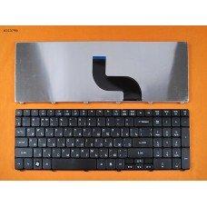 Клавиатура для Acer Aspire 5810 5741 5552 5750 5560 5738 5740 5749, RU, черная