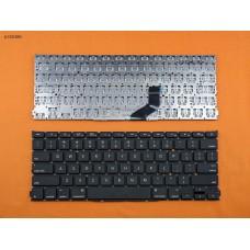Клавиатура Apple Macbook A1425 RU (горизонтальный ENTER черная, под подсветку)