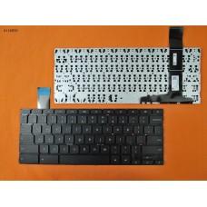Клавиатура Asus Chromebook C300 C300M C300MA US (черная, Original)