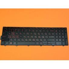 Клавиатура DELL Inspiron Gaming 15-7559 RU (красные символы, Original)