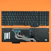 Клавиатура Dell Latitude E5540 RU (с подсветкой, с поинтстиком, Original)