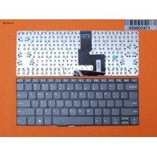Клавиатура Lenovo IdeaPad 320-14ISK 320S-14IKB 320S-14IKBR US (серая, Original)