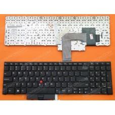 Клавиатура Lenovo ThinkPad Edge E520, E525 black Portuguese