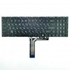Клавиатура MSI GE63 7RD RU (черная, цветная подсветка, без рамки)