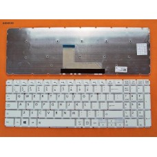 Клавиатура Toshiba Satellite L50-B US (белая, версия 347мм, Original)