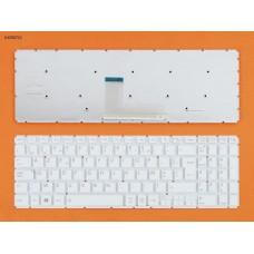 Клавиатура Toshiba Satellite L50-B FR (белая, вертикальный Enter)