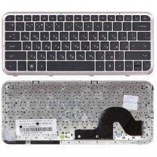 Клавиатура HP Pavilion DM3,DM3-1000,DM3t,DM3z. RU,Black,Глянец