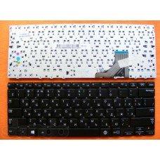 Клавиатура Samsung Np530u3b, 530U3B, Np530u3c, 530U3C, NP540U3B, без рамки, RU, Black