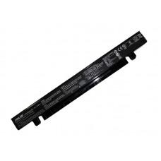 Батарея Asus X450, X452, X550, F550, R409, R510 14.8V 2600mAh чёрная