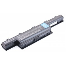 Батарея Acer Aspire 4552 5551 7551 TM 5740 7740 eMachines D528 E440 G640 E640 11.1V 4400mAh Black