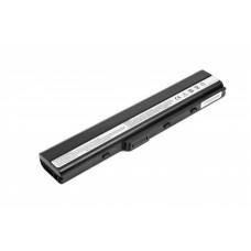 Батарея Asus A40 A42 A52 A62 B53 F85 K42 K52 K62 A32-n82 A42-K52 14.8V 4400mAh Black Good Quality