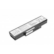 Батарея Asus A72 K72 K73 N71 N73 X77 11.1V 4400mAh Black