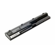 Батарея HP ProBook 4330s 4331s 4430s 4431s 4435s 4436s 4530s 4535s 10.8V 4400mAh чёрная