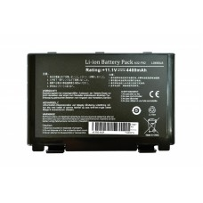 Батарея Asus F52 F82 K40 K50 K51 K60 K61 K70 X87 11.1V 4400mAh