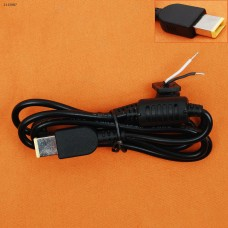 DC Кабель Lenovo Ideapad Yoga Square (1.2м, 0.3мм2, медный, с ферритом), для блока питания ноутбука Lenovo