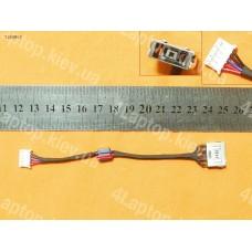 Разъем питания Lenovo Ideapad Z510 Pj953