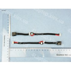 Разъем питания Toshiba Satellite C650, C650d, C655, C655d, Pj439 (с проводом)