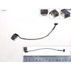 Разъем питания Acer Aspire M5-582Pt M5-582Pt-6852, Aspire Timeline Ultra M3 Ma50 Pj706 (с проводом)