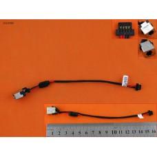 Разъем питания Acer Aspire V5-171, V5171, 50.Sgyn2.002, Pj788 (с проводом)