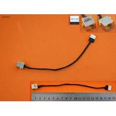 Разъем питания Acer Aspire V5 V5-571, V5-531, V5-431, V5-471, 50.4Tu12.041, Pj542 (с проводом)