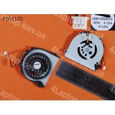 Вентилятор Sony Vaio SVE11 E11 SVE11125CXB UDQFVZR03CF0 (Original)