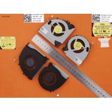 Вентилятор Dell Inspiron 15p-1548 7000 7557 7559 0RJX6N 04X5CY DFS201105000T DFS2001053P0T FGLP FGLQ (левый+правый, оригинал)