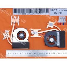 Вентилятор с радиатором SONY VAIO VPC-CW Series