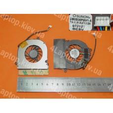 Вентилятор Asus U45J U45JC UL50VS UL50VF UL50VT UL50VG UL50AT UL50AG UL80V UL80VT (Original)
