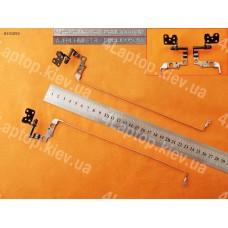 Петли Toshiba L50-B, L55a-T, L55-B Touch, FBBL1008010, FBBL1006010, AJ-BLHMR-T-L, AJ-BLHMR-T-R